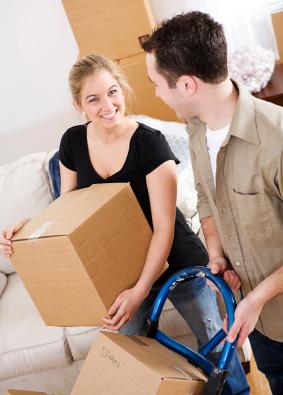 Het is ook mogelijk dat u uw verhuizing zelf doet met een verhuisauto met deskundige begeleiding.