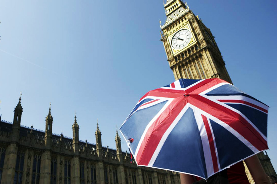 Verhuizen naar Groot Brittannië